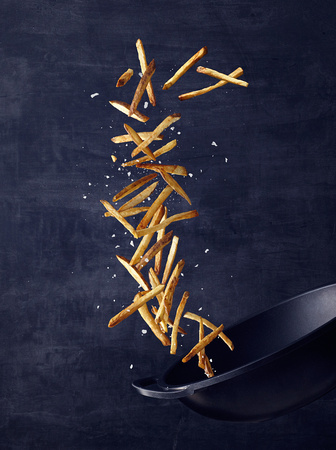Fries Toss